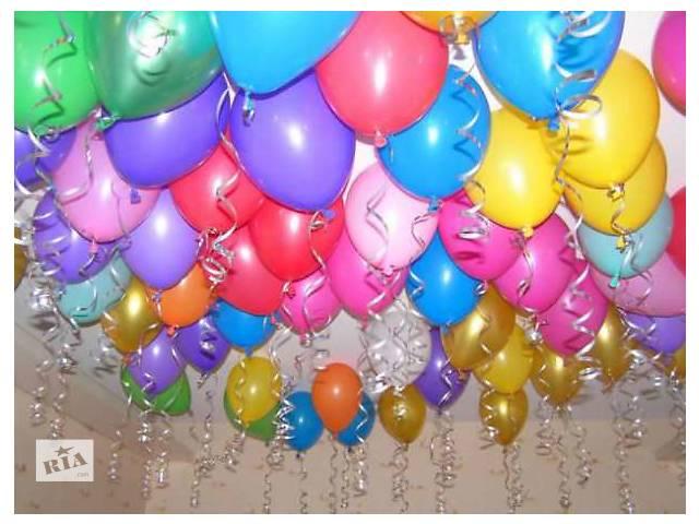 продам Воздушные шары (Киев) шары с гелием в Киеве, доставка шаров бу в Киевской области