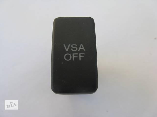 купить бу VSA OFF-кнопка отключения системы курсовой стабилизации M19820 для Honda в Львове