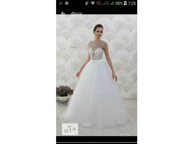 Все для невесты- объявление о продаже  в Киеве