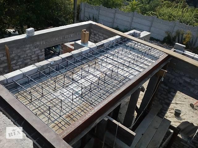 бу Все виды строительных работ в Днепре (Днепропетровск)