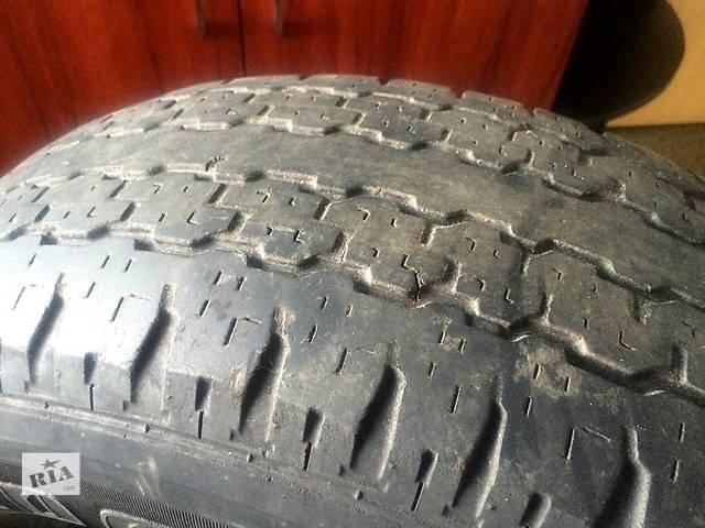 купить бу Всесезонная резина Bridgestone 245/70 R16 в Киеве