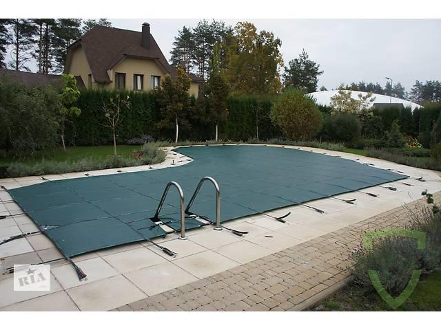 купить бу Всесезонное накрытие для бассейна в Киеве
