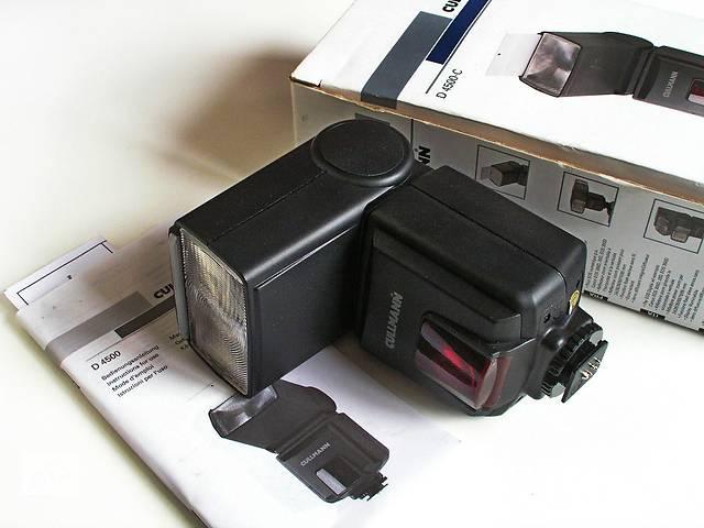 купить бу Вспышка  Cullmann D4500-C,для Canon в Киеве