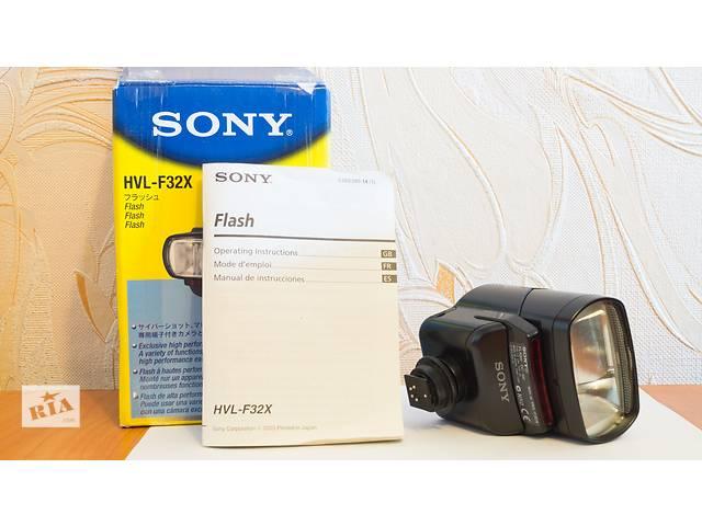 купить бу Вспышка Sony HVL-F32X ! НОВАЯ ! в Бердянске