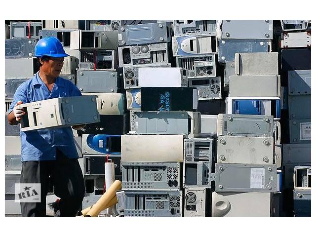 бу «ВторМеталл» – Утилизация оборудование в Севастополе и Крыму в РеспубликаКрыме области
