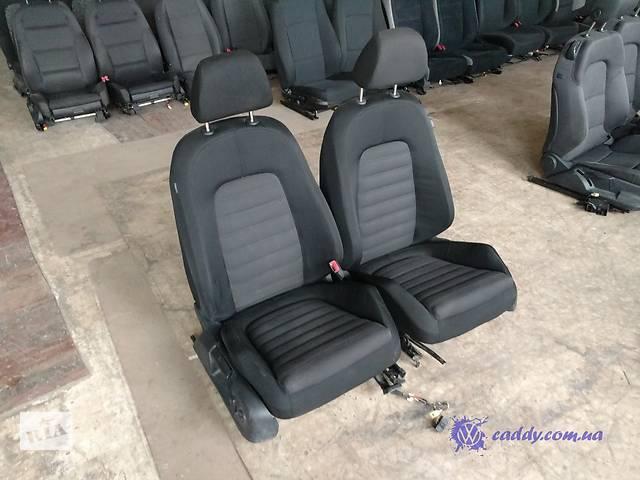 VW Passat CC - передние сиденья- объявление о продаже  в Киеве