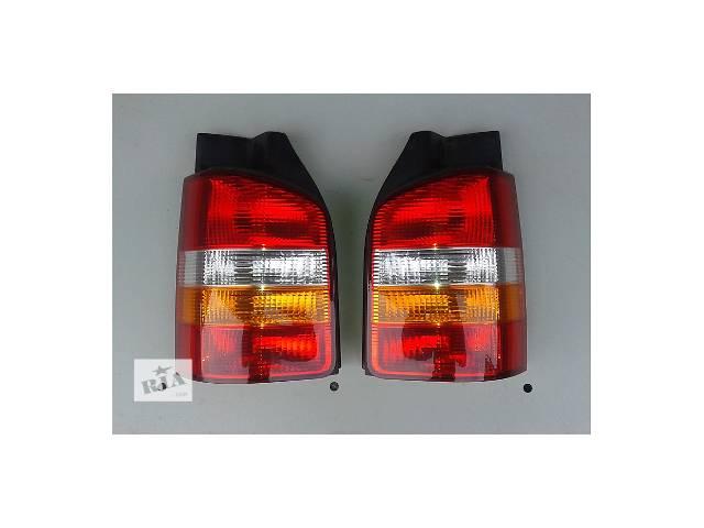 продам VW T5 фонари задние комплект бу в Луцке