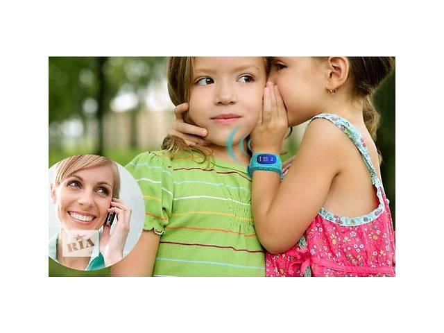 Вы всегда будете знать где дети c baby watch Q50. Бесплатная доставка- объявление о продаже  в Киеве