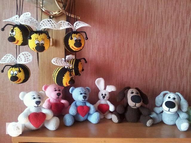 продам Вязанные игрушки бу в Харькове
