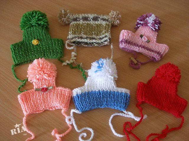 Вязание крючком для собак шапки