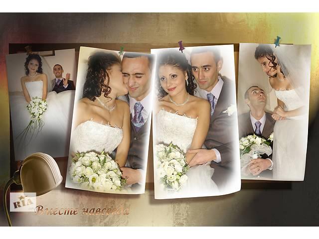 продам Видео-фотосъёмка на свадьбу, выпускной бу  в Украине