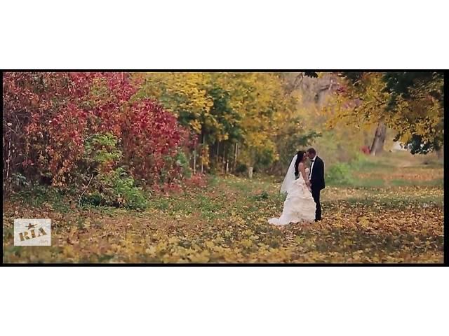 продам Видео оператор на свадьбу, корпоратив. Съемка Клипов бу в Киеве
