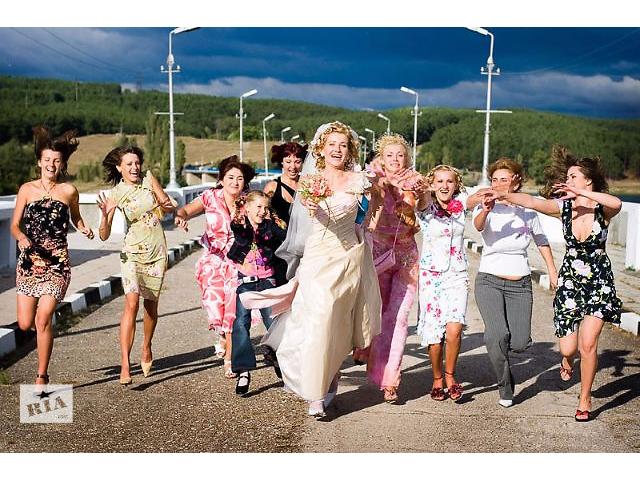 Видео и фото на свадьбу, недорого- объявление о продаже   в Украине