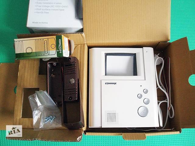 видеодомофон в комплекте с накладной панелью- объявление о продаже  в Киеве