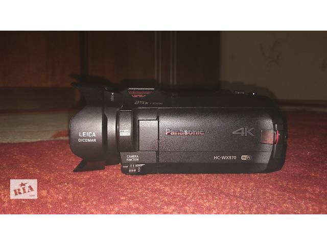 Видеокамера Panasonic HC-WX970- объявление о продаже  в Киеве