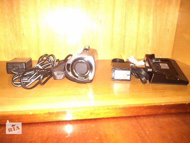 купить бу Видеокамера  Sony DCR-SR 62 E в Калиновке
