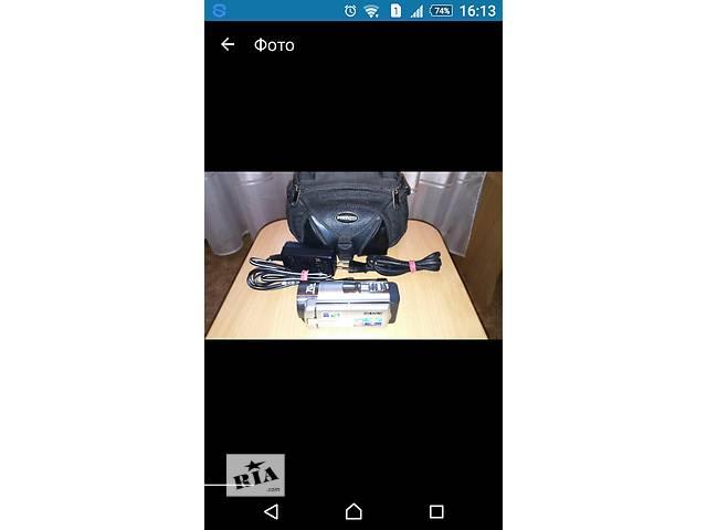 бу Видеокамера Sony dcr-sx45e в Полтаве