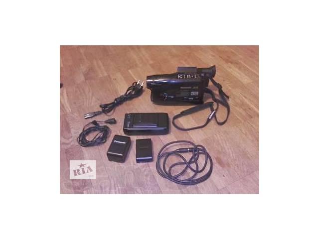 Видеокамера Аналоговые видеокамеры б/у Panasonic NV-A3En- объявление о продаже  в Киеве