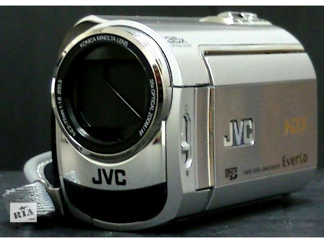 купить бу Видеокамера Jvc gz-mg330her в Киеве