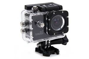 Видеокамера SJ4000 (Black Edition) аналог GoPro