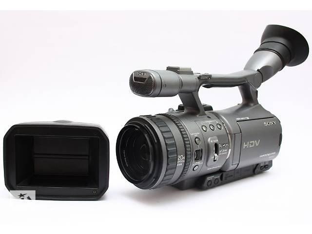 купить бу Видеокамера Sony HDR-FX7E в Виннице