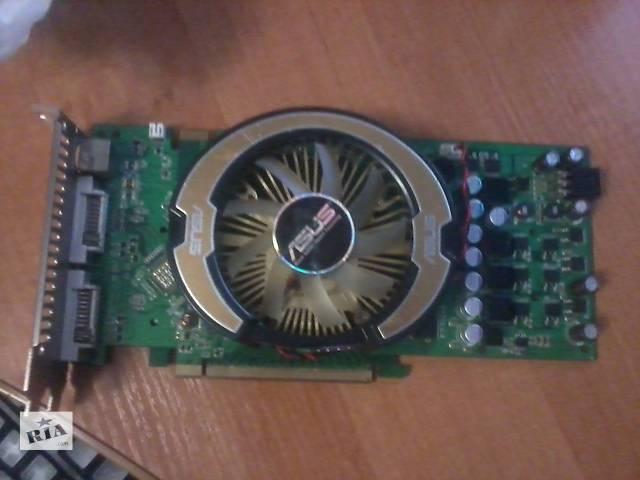 продам  Видеокарта 9600 gso 768 mb бу в Одессе