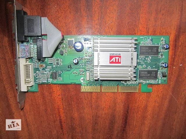 бу Видеокарта AGP Sapphire Radeon 9250 в Владимир-Волынском