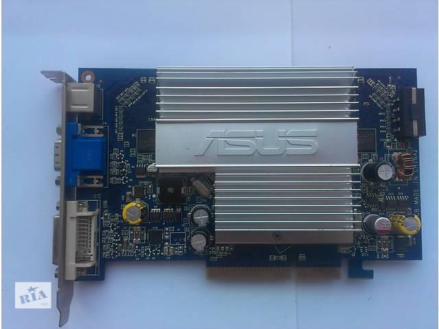 продам Видеокарта ASUS GeForce 7600GS SILENT 256 Мб DDR2  бу в Львове