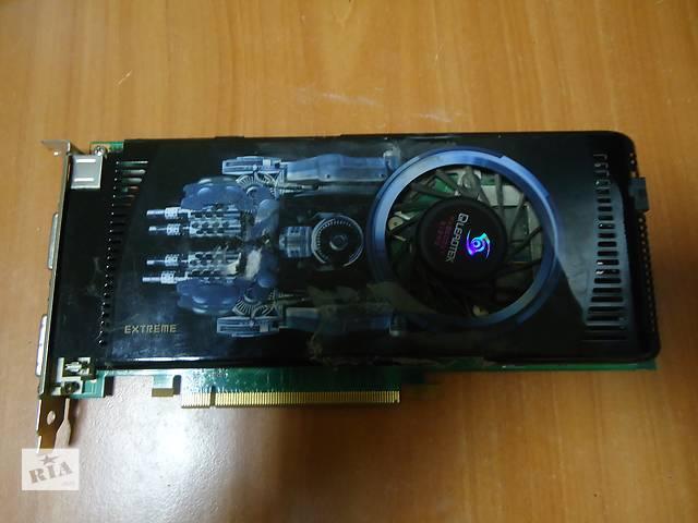 бу Видеокарта geforce 9600 gt/512Mb ddr3 256 Bit  в Нежине