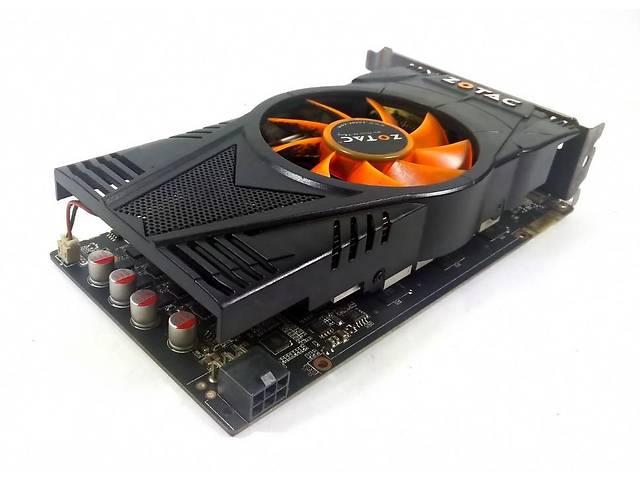 продам Видеокарта GTX 550ti, 1Gb, 192Bit, GDDR5 бу в Изюме