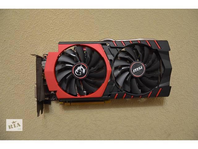 купить бу Видеокарта MSI PCI-Ex GeForce GTX 970 Gaming 4G в Павлограде