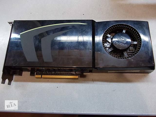Видеокарта PCI-E GeForce GTS 280, 1024 mb, 512 bit- объявление о продаже  в Запорожье