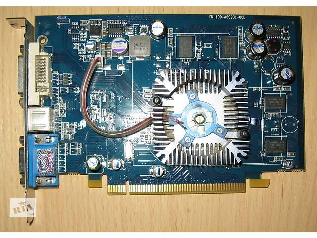 купить бу Видеокарта x700 256M DDR2 PCI-E нерабочая без вентилятора. в Киеве