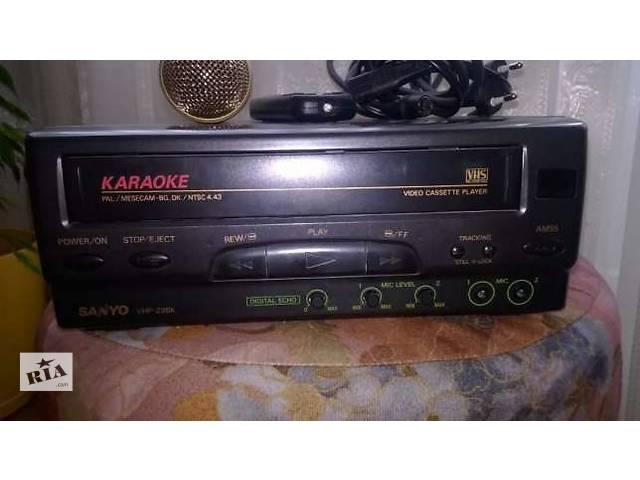 продам Видеомагнитофон Sanyo vhp-z98k бу в Вараше (Кузнецовск)