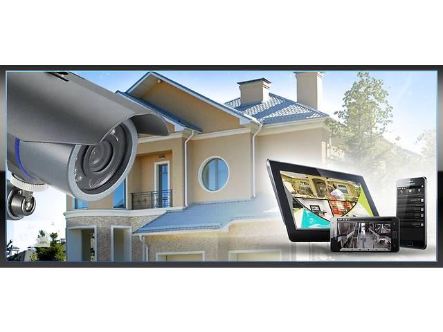 продам Видеонаблюдение видеокамеры системы видеонаблюдения монтаж наладка бу в Донецкой области