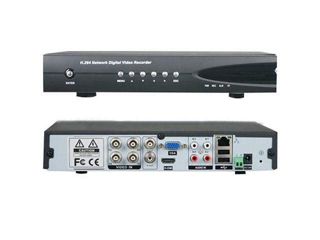продам Видеонаблюдение-Видорегистратор Security 4CH H.264 FUll D1 960H(новый) бу в Одессе