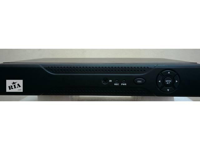 продам Видеорегистратор 16-канальный HD трибрид: AHD / аналог / IP бу в Киеве
