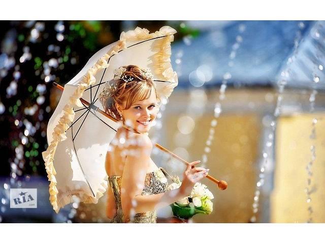 видеосъемка свадьбы- объявление о продаже  в Донецке