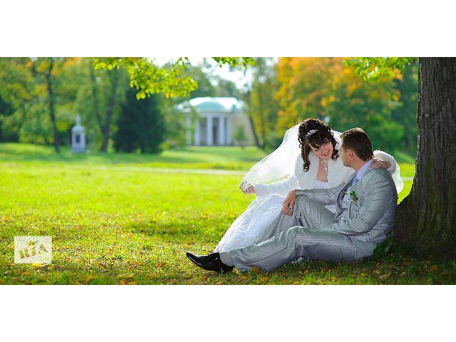 бу Видеосъёмка свадебная  в Украине