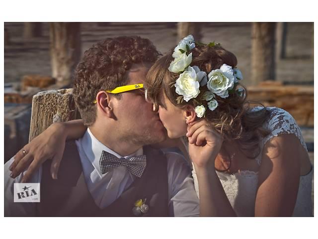 Видеосъемка свадеб- объявление о продаже   в Украине
