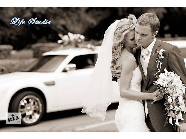 купить бу Безупречная видеосъемка свадьбы при любом бюджете!!! в Киеве
