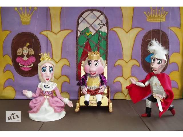 купить бу Кукольный театр в детском саду,школе,на дому,на детском празднике  в Украине
