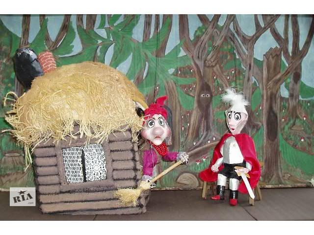 купить бу Выездной театр кукол в Киеве