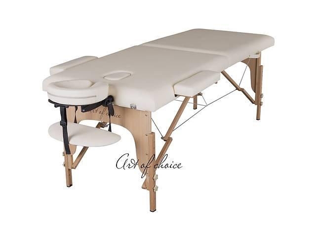 бу Великодній знижка на масажний стіл TEO з натурального бука. Для різних видів масажу. Безкоштовна доставка. в Києві