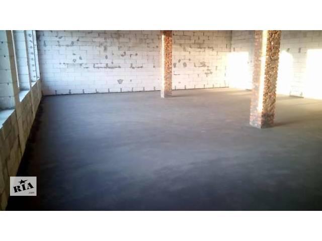купить бу Выполним бетонные работы. в Виннице