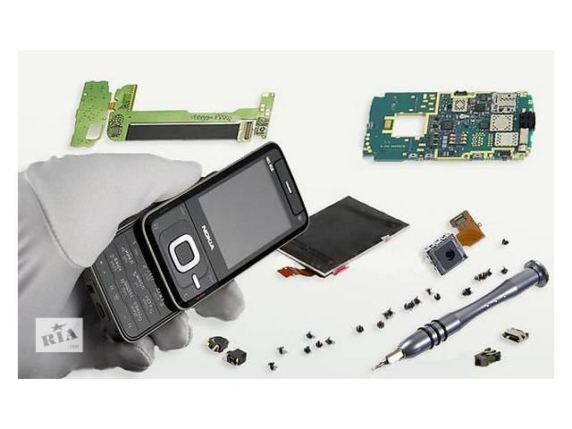 купить бу Выполняю ремонт мобильных телефонов и смартфонов.Выполняю перепрошивку телефонов, и установка программ. в Львове
