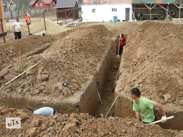 Земляные работы в ростовской области