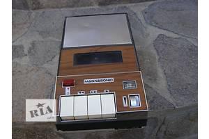 б/у Кассетные магнитофоны