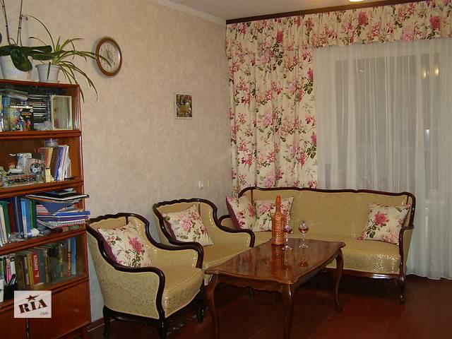 Винтажный гарнитур для гостинной (стол, диван, два кресла)- объявление о продаже  в Киеве