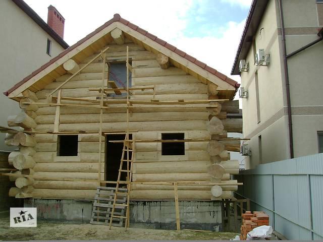 продам Выполним. Ремонтно-деревяных домов. Украине,Одесса бу  в Украине